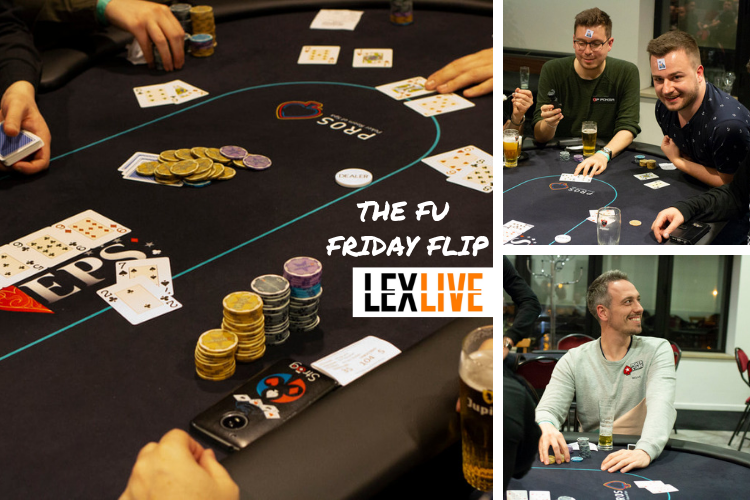 FU FRIDAY FLIP LEX LIVE