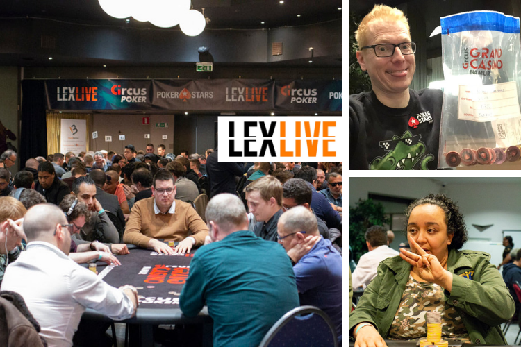 Jam-packed at Lex Live