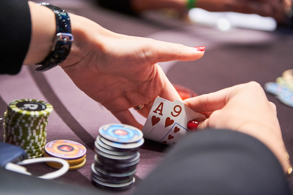 When you first started playing poker, what did you think when you saw this hand? What do you think now?