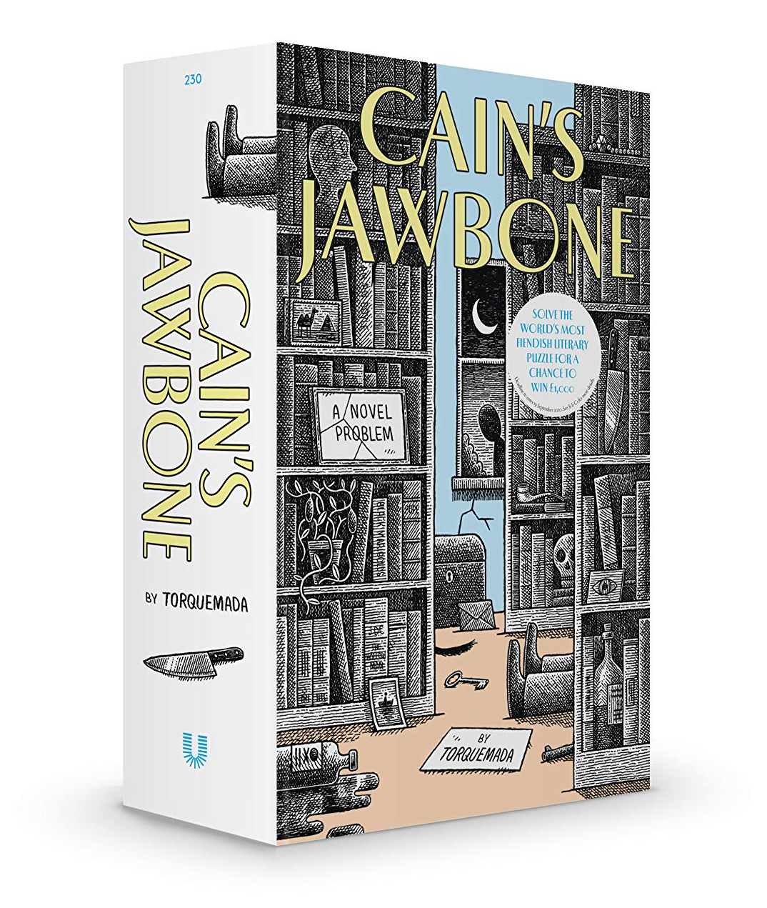 'Cain's Jawbone' as newly published by Unbound