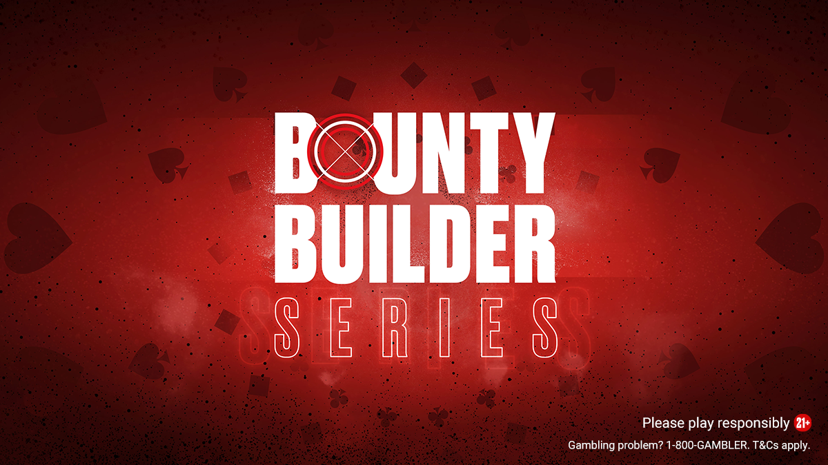 Bounty Builder Series coming to PokerStars PA & NJ