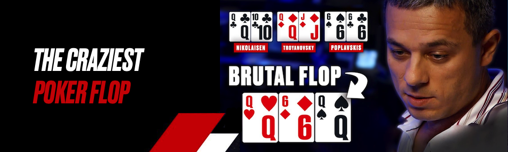 Best poker moments: The craziest poker flop
