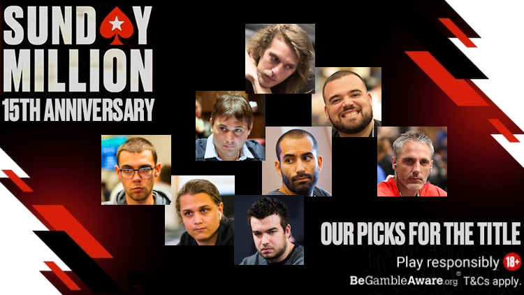 15th Anniversary PokerStars Sunday Million