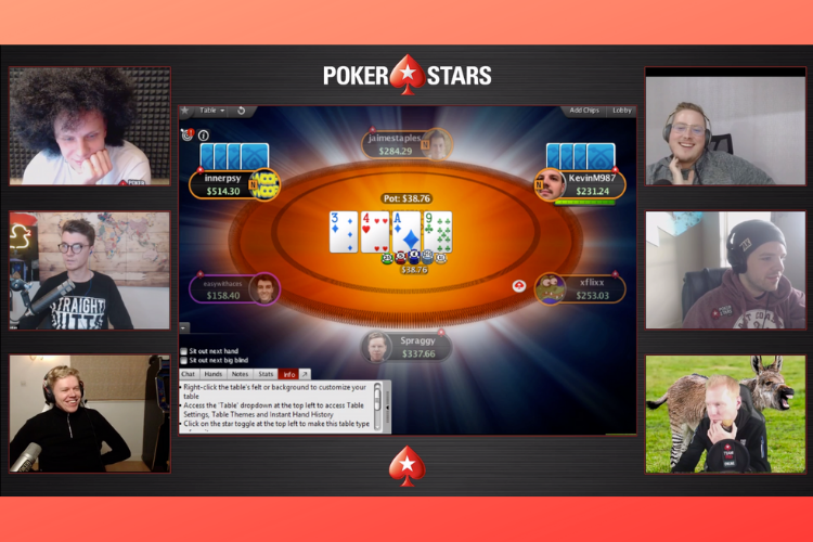 Blog Pokerstars